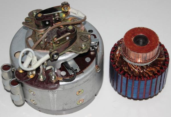 Генератор Юпитер 6В