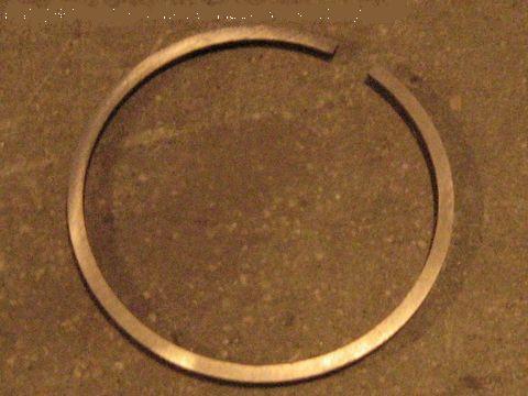 Кольца поршневые Юпитер 62